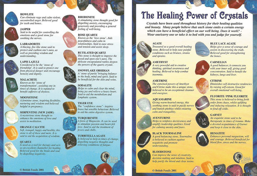 Forselfhealing Website Healing By Crystals